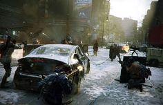 The Division Becomes Fastest Selling Ubisoft Title of All Time