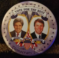 Vote For The Best Gore Lieberman Nov 7 2000 Presidential Campaign Button All Presidents, Al Gore, Presidential History, Historical Photos, The Best, Campaign, Buttons, Good Things