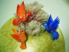 Fly-fenix - handmade украшения, броши птицы   ВКонтакте