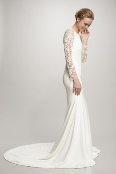 d91390cdb2be Theia VANESSA – Ellie s Bridal Boutique (Alexandria