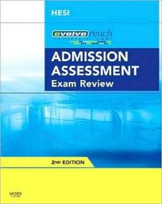 Admission+Assessment+Exam+Review