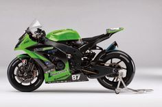 Planet Japan Blog: Kawasaki ZX-10R Team GREEN 8 Hours Suzuka 2014