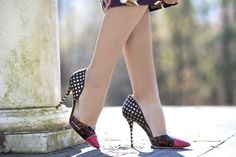 #fashion #shoes Saucy Glossie