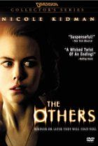 Image of The Others A woman who lives in a darkened old house with her two photosensitive children becomes convinced that her family home is haunted. (101 mins.) Director: Alejandro Amenábar Stars: Nicole Kidman,