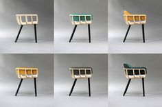 frame chair notion mourne textiles NYCxDESIGN designboom