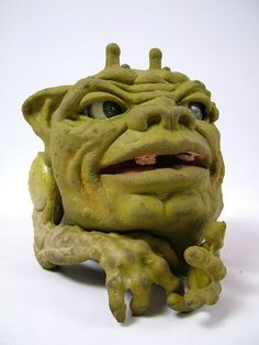 BOGLINS!!! my brother had one of these and he used to chase me with it bc the feel of them scared me to death...ughh