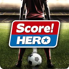 Hero for PC-Windows and Mac APK Free Sports Games for Android - Score! Hero, from the award winning makers of Score! World Goals, Dream League Soccer & First Touch . Android Hacks, Best Android, Free Android, Score Hero, Tv En Direct, Tv App, Free To Play, Game Item, Apps