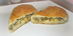 Runza from Food.com: Anyone from Nebraska should know this recipe. I got this particular one from the Minnesotans for Nebraska website. If you don't know what a Runza is, I suggest you either get on the next plane to Nebraska or make this recipe! Prep time differs on how you make your bread.
