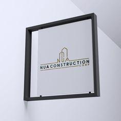 Construction Logo Design, Blog Logo, Business Contact, Branding, Graphic Design, York, Marketing, Logos, Illustration