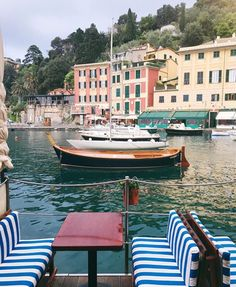 Wine Bar Jolly | Portofino, Italy | Julia Hengel
