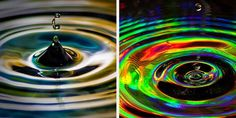 Water Drop Photography Setup | Full Details and Photos