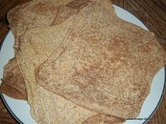 365 Days of Clean Eating: Clean Eating #57: Whole Wheat Tortillas