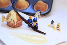 Muffinki waniliowe | Vanilla muffin