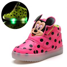 Cyber Monday Deals Children Shoes Wi... @CyberMonday. http://ecybermonday.myshopify.com/products/children-shoes-with-led-light-popular-in-europe-boys-shoes-autumn-winter-dot-cartoon-sport-girls-sneakers-kids-shoes-size-21-30?utm_campaign=social_autopilot&utm_source=pin&utm_medium=pin