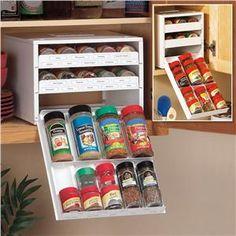Spice Stack™ | Lillian Vernon - Kitchen Organization | Lillian Vernon