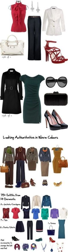 Business Casual - women by starlightcb on Polyvore
