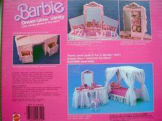 1988 Dream Glow Vanity