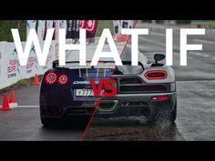 Koenigsegg Agera R vs Nissan GT-R AMS Alpha 12+ - YouTube