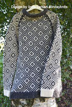 Ravelry: Herre Strik pattern by Linda Larsen Lindayknits