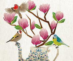 tea time! Art Print by Manoou | Society6