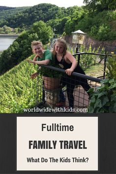 What do the kids think about full time family travel?