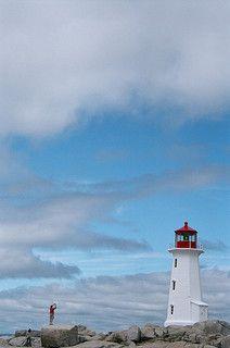 the lighthouse | by mahreeuh