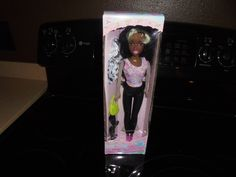Michelle Teen Fashion African American Doll with Accessories | eBay