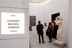25° Biennale des Antiquaires / 2010  Le stand Michel Giraud