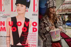 Elle Italy September