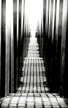 Berlin Holocaust Memorial Photograph  by John Rizzuto