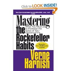 """What are the underlying handful of fundamentals that haven't changed for over a hundred years? From Harnish's famous """"Mastering a One Page Strategic Plan"""" process that has been a best-selling article on the web to his concise outline of eight practical actions you can take to strengthen your culture, this book is a compilation of best practices adapted from some of the best-run firms on the planet."""