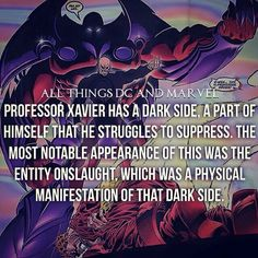 Professor X Facts