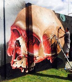 Smug One #ravenectar #streetart #art #graffiti Like Graffiti then check http://graff-art-shop.myshopify.com/ #graffiti #graffitiart #graff