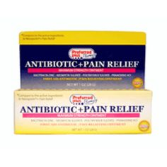 Triple antibiotic and pain relief maximum strength ointment - 1 oz