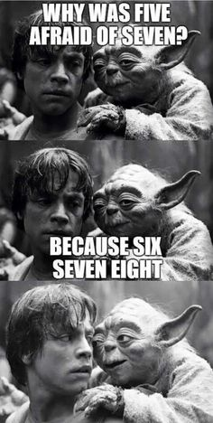 Sports Discover Funny pictures about Yoda& Humor. Oh and cool pics about Yoda& Humor. Also Yoda& Humor photos. Star Wars Meme Just For Laughs Geeks Laugh Out Loud The Funny Daily Funny I Laughed Haha Laughter Star Wars Witze, Star Wars Meme, Memes Humor, Nerd Humor, Math Humor, The Funny, Yoda Funny, Daily Funny, Disney Films