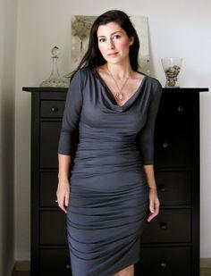 Fall Dress Winter Dress Pencil Dress Evening Tube Dress por Lirola, $165.00