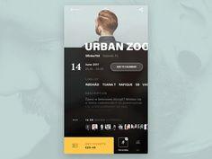 Powerfull Mobile UI Tutorials & Freebies – Muzli -Design Inspiration