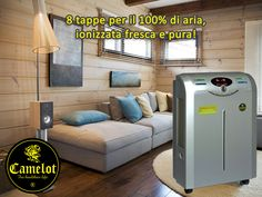 Purificatore dell'aria Imperial Tech Executive! 8 tappe per il 100% di aria ionizzata fresca e pura. Air Filter, Tech, Pure Products, Asthma, Breathe, Filters, Flare, Environment, Rooms
