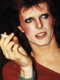 Could this be from the last ever performance of Ziggy Stardust?
