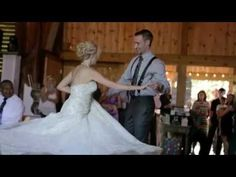First Dance Wedding Video!!