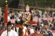 平安神宮 時代祭 平安時代婦人列 巴御前  jidaimatsuri