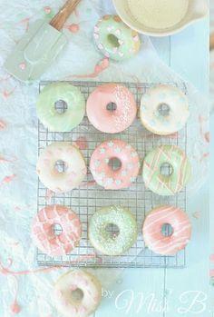 ... mini baked donut
