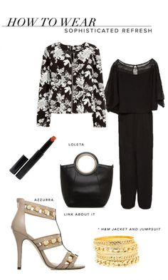 How To Wear: Sophisticated Refresh