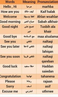 11 Best Arabic Sentences images in 2019