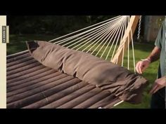 Enjoy the video of the #kingsize #Hammock Alabama - available in three colors!