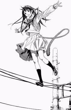 Fanarts Anime, Anime Characters, Manga Anime, Anime Art, Girls Anime, Manga Girl, Noragami Hiyori, Inuyasha, Yatori