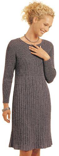 Anna Dress Pattern - Free on Ravelry