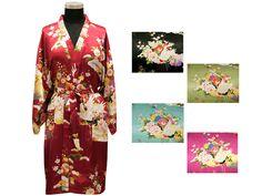 275cc5611d Pearl River Mart Thigh-Length Japanese Kimono Soho