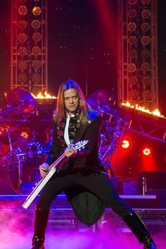 Angus Clark - Trans Siberian Orchestra!
