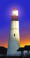 Legendary Lighthouses- This site explores the history, legends, lore and workings of lighthouses along American shorelines.